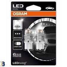 OSRAM W21/5W 12V 6000K LEDriving Cool White 7915CW02B Exterior LED car light Set