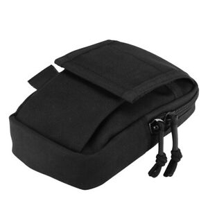 Boblov-D19A-Body-Worn-Camera-Carry-Case-Pouch-Bag-Protective-Bag-Double-Zipper