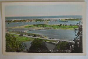 The-Entrance-Lakes-Entrance-Victoria-Antiquarian-Vintage-Collectable-Postcard