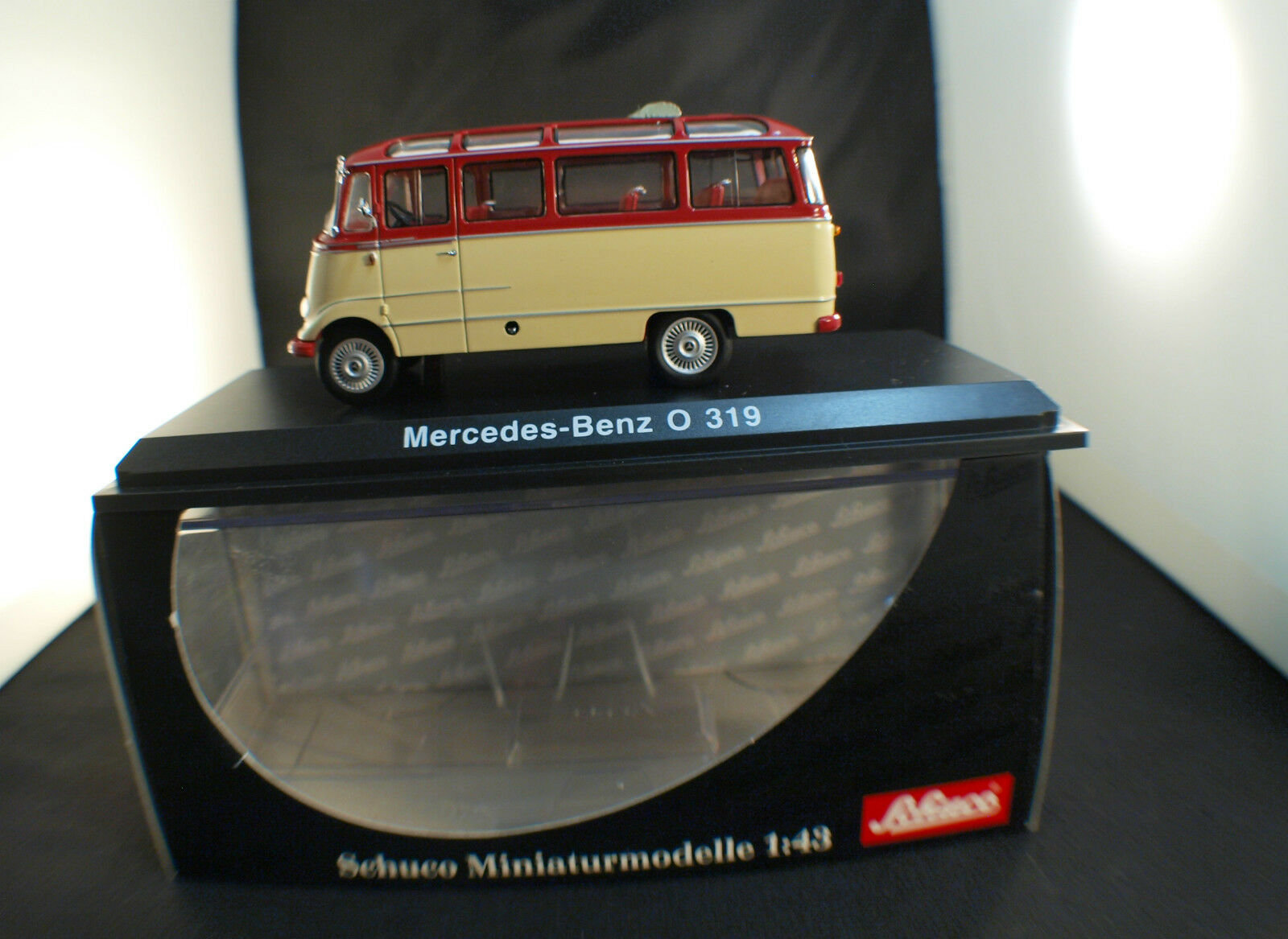 Schuco n°02811 Bus Mercedes-Benz O 319 1 43 neuf en boîte   boxed MIB