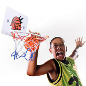 Kids-Children-039-s-Mini-Basketball-Hoop-Board-Indoor-Outdoor-Toy-Backboard-Ball-New