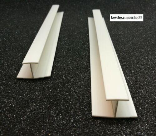 NOBILIA Küchensockel Sockelleiste für 13mm Sockelverbinder Sockelverbindung