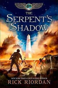 Serpent-039-s-Shadow-by-Riordan-Rick-ExLibrary