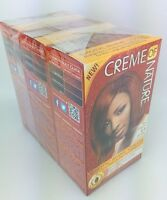 Creme Of Nature Exotic Shine Color With Argan Oil, Red Copper Lot Of 3