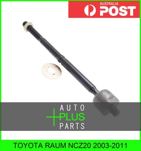 Fits TOYOTA RAUM NCZ20 2003-2011 Steering Rack End Tie Rod