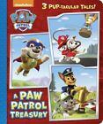 Padded Board Book: A Paw Patrol Treasury (PAW Patrol) by Random House (2016, Board Book)