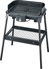 Artikelbild Severin PG 8548 Barbecue-Elektrogrill Standgrill 2.500 Watt Schwarz