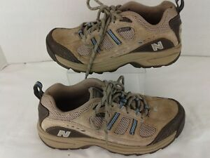 Details about Womens New Balance 646 Walking Trail Hiking Shoes Sz 7.5 B