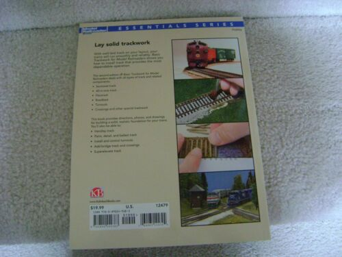 Basic Trackwork for Model Railroaders 2nd edition Model Railroader