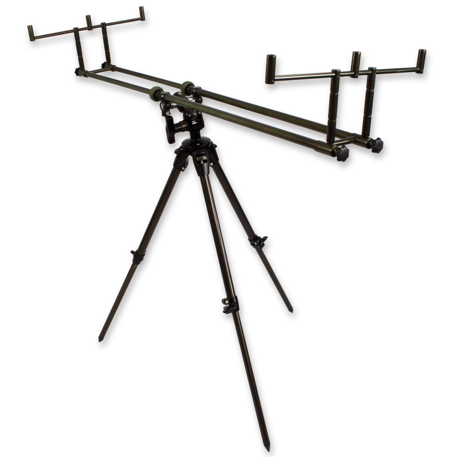 TXL 3 Leg Rod Pod Rods Holder Rod Pod Bite Indicator Carp Rod Carp Fishing