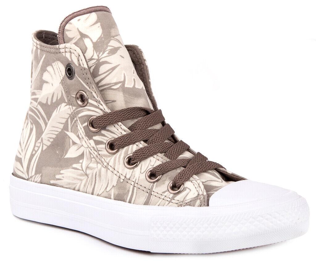 Converse Chuck Taylor All All All Star II CANVAS 555983c scarpe da ginnastica Scarpe Stivali Donna NUOVO b5f062