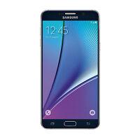 Samsung Note 5 32gb 4g Smartphone 5.7 Black Sprint Brand on sale