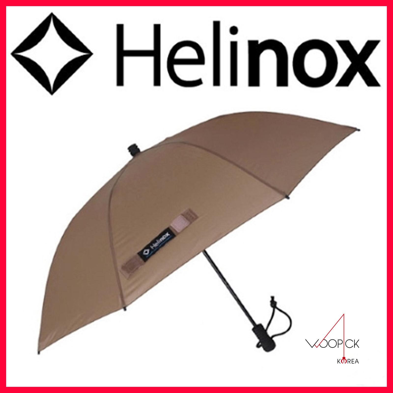 Helinox X Eberhard Gobel Parapluie Tan Léger Camping Outdoor Picnic -210 G