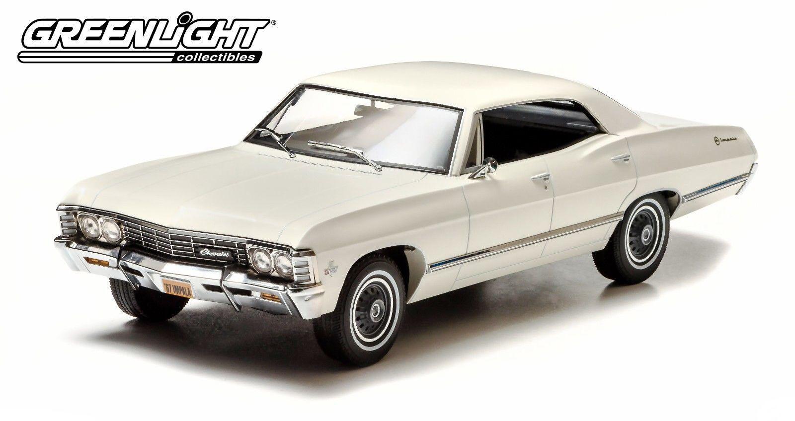 verdelight Artisan Collection  1967 Chevy Impala Sport 4 puertas Sedan 1 18 Escala