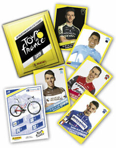 TOUR-DE-FRANCE-PANINI-2019-SET-COMPLETO-ALBUM-complete-set-stickers