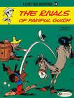 Lucky Luke: v. 12: Rivals of Painful Gulch by Goscinny (Paperback, 2008)