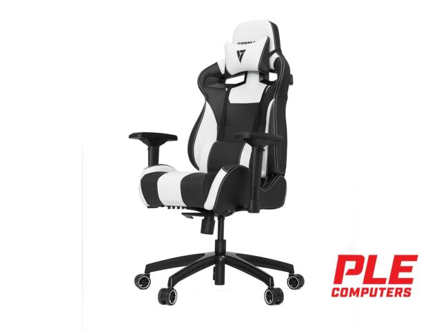 Vertagear Racing Series S-Line SL4000 Gaming Chair Black/White Edition [VG-SL400