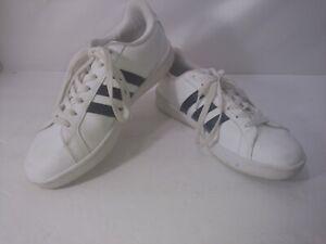 ADIDAS NEO Classic White \u0026 Black 3