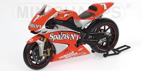 Yamaha Yamaha Yamaha Yzr-M1 C. Checa Motogp 2004 1/12 122043007 Modellino Moto Diecast   Laissons Nos Produits De Base Aller Dans Le Monde  a5709c