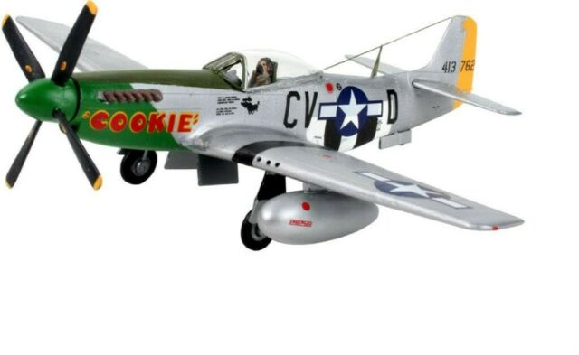NEW Revell P-51D Mustang  1:72 from Mr Toys
