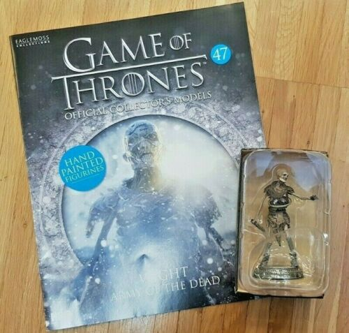 """Variuos issues Collection Eaglemoss /""""Game Of Thrones/"""" uscite varie"""