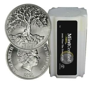 2021-NI-Silver-Tree-of-Life-MintCertified-First30-1-oz-Coin-Sealed-Tube