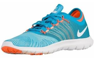 7338c538cc8d0 NEW Nike Women s Flex Adapt Tr Training Shoe 831579 400 Blue Size ...