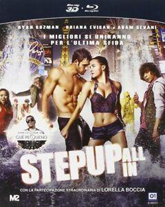 STEP-UP-ALL-IN-IL-FILM-IN-BLURAY-3D-LORELLA-BOCCIA-ORIGINALE-NUOVO-ITALIANO
