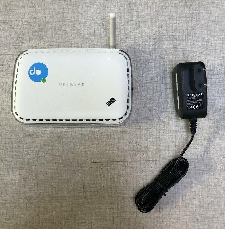 Netgear DG834GU Wi-Fi ADSL internet router