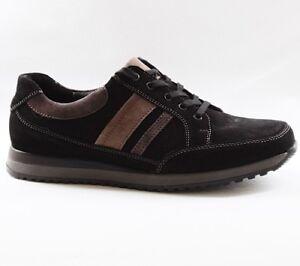 Oxfords Cuero Sneaker Hombre 414008 499 Negro Hagen Zapatos 001 Ranger XwvCTC