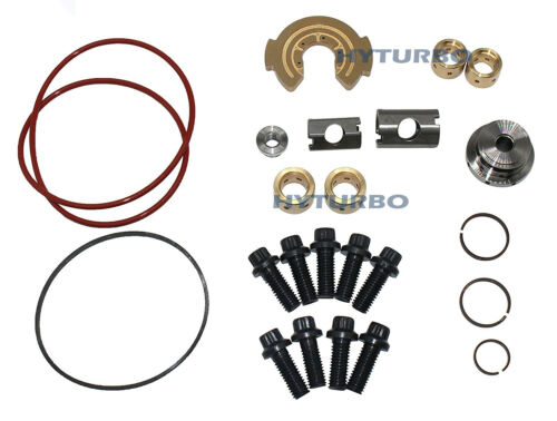 Turbocharger Rebuild Kit UPGRADED Fit For Ford 6.0 L Powerstroke  GT3782VA turbo