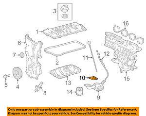 toyota oem 12 18 prius c engine parts strainer gasket 1625821030 ebayimage is loading toyota oem 12 18 prius c engine parts