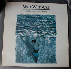 Vinilo-LP-12-034-33-rpm-WET-WET-WET-HOLDING-BACK-THE-RIVER-Long-Playing-Record