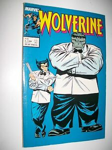 WOLVERINE-N-8-SE-SI-ROMPESSE-PLAY-PRESS-GIUGNO-1990-SF