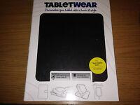 "BRAND NEW TABLETWEAR 7"" UNIVERSAL TABLET CASE BLACK"