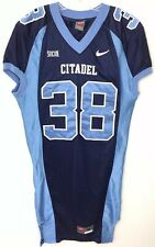 Citadel Football Game Jersey Worn Used Various Sizes / Numbers See Description