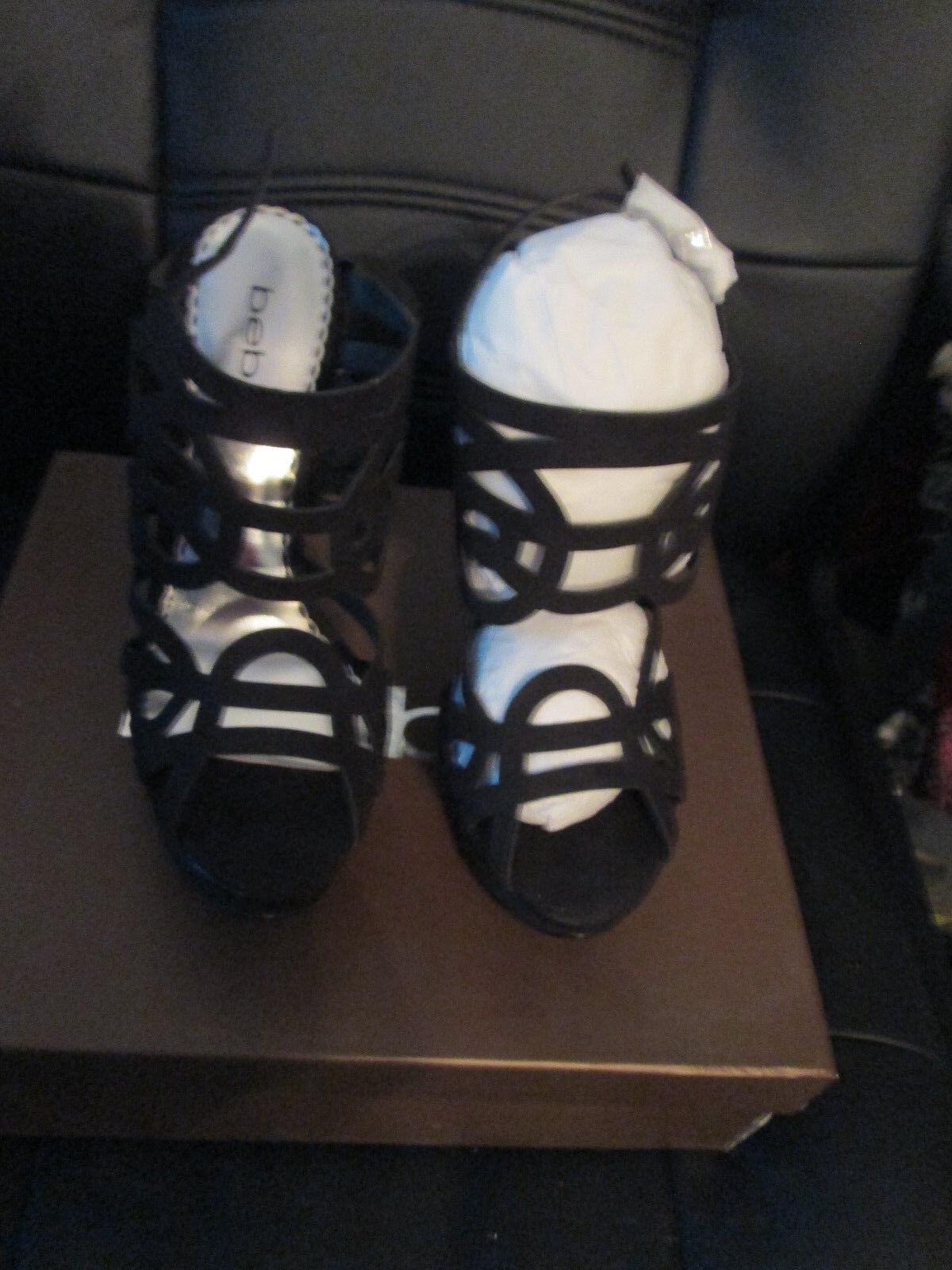 vendita calda Bebe promise scarpe scarpe scarpe new 7.5  profitto zero