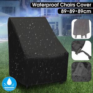Impermeable-Protection-de-fauteuil-haut-dossier-Patio-Exterieur-mobilier-de-jardin-housses-de