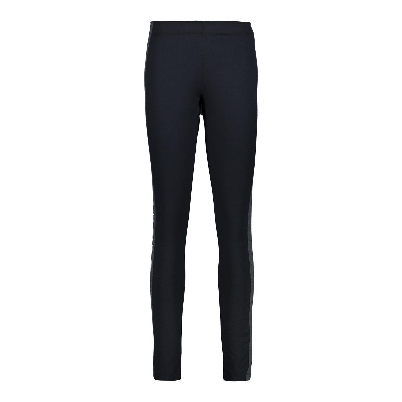 CMP Pantaloni da Corsa Lauftight women Long Pantaloni  black Elastico Pianura  fantastic quality