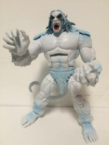 EN STOCK Marvel Legends Wendigo BAF 100/% COMPLET X-FORCE X-Men