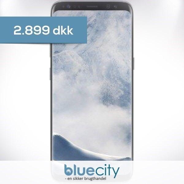 Samsung Samsung Galaxy S8+ 64GB Arctic Silver, Samsung