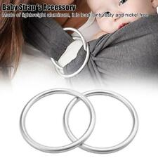 Baby Sling Carrier Strap Cotton Soft Hipseat's Ring Accessory Suitable for Daily