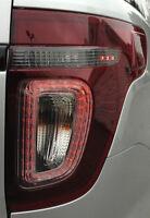 2013 Ford Explorer Sport Tail Light Right Smoked - Passenger's Rh Lamp