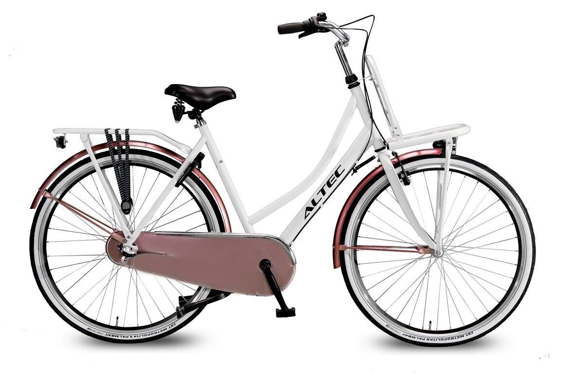 Nuovo Hollandrad Altec   Dutch   women 28 Pollici 3 Portate Bicicletta da women