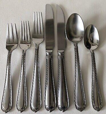 Hampton Silversmiths NOBILITY Stainless 18//10 Silverware Flatware CHOICE