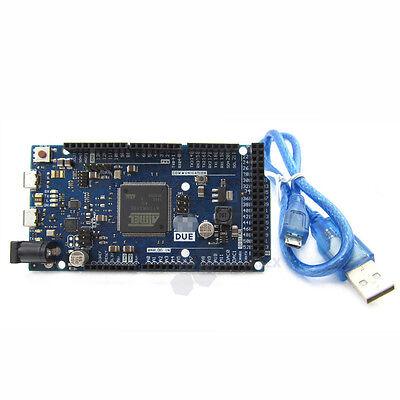 Due SAM3X8E 32-bit ARM Cortex-M 100% Compatible Board Module For Arduino