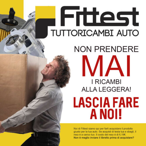 Filtro Gasolio Renault 1.5 dCi Megane Fluence Scenic Grand Scénic