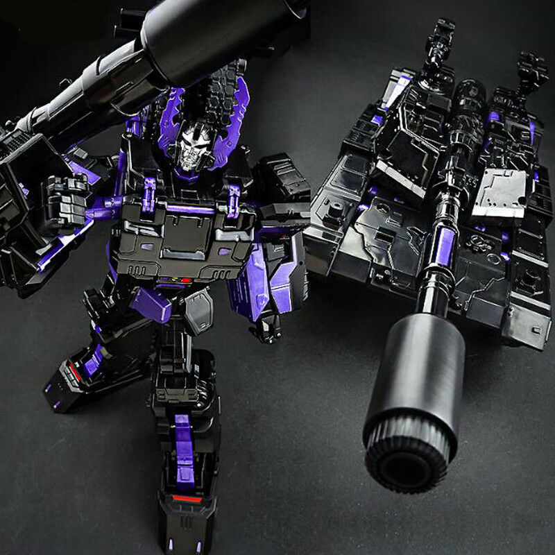 NEW Transformers 4 Megatron Dark Energon Version TANK Figure Action Toy Gift