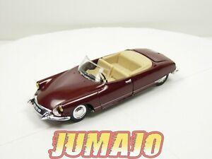 SOL57 Voiture 1/43 NOREV CITOËN DS19 Cabriolet 1963