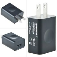 Us Plug 5v 2a Usb Port Dc Charger For Samsung Galaxy S Ii S2 T-mobile T989 At